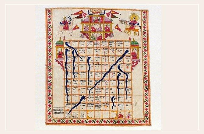 Card and Mokshapat Divination Reading with Lipi Banerjee